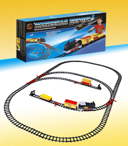 Железная дорога-3