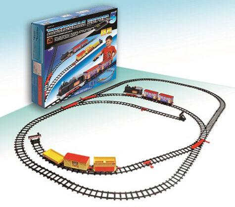 Железная дорога-5
