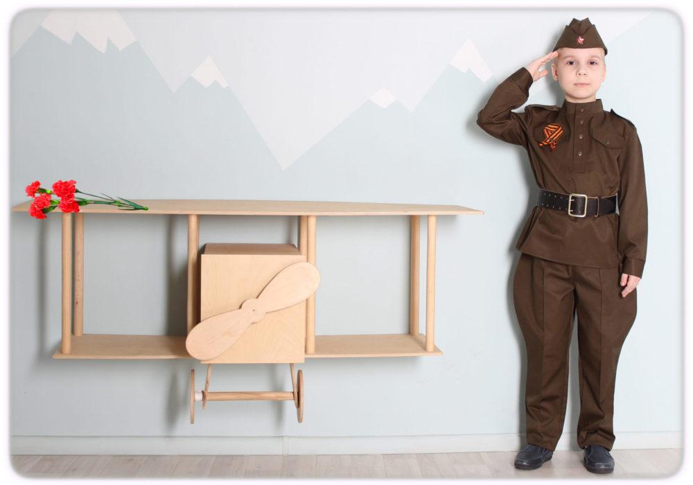 солдат+самолет