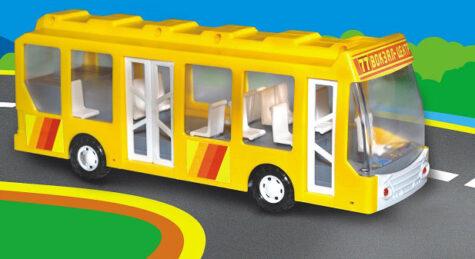 Серия игр «Городской транспорт»