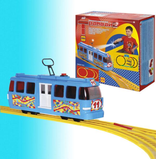 "Игрушка ""Трамвай-2"""