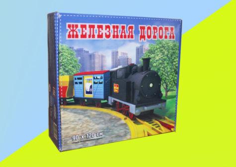 Серия игр «Железная дорога»
